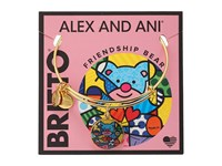 Alex And Ani Romero Britto Art Infusion Friendship Bear Yellow Gold Bracelet