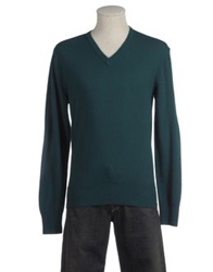 Bramante Sweaters Dark Green
