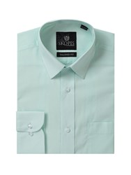 Skopes Easy Care Formal Tailored Shirts Mint