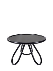 Gebruder Thonet Vienna Arch Coffee Table Black