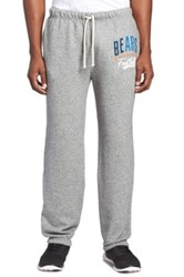 Junk Food 'Chicago Bears' Fleece Sweatpants Gray