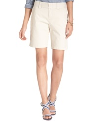 Tommy Hilfiger Hollywood Bermuda Shorts Khaki