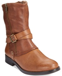 Bare Traps Fern Mid Shaft Boots Women's Shoes Brushed Brown
