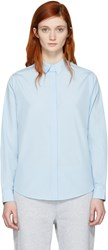 Acne Studios Blue Beaumont Shirt