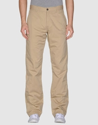 Franklin And Marshall Casual Pants Sand