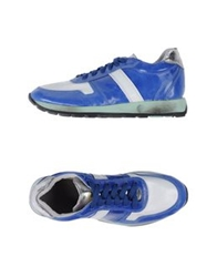 Primabase Low Tops And Trainers Azure