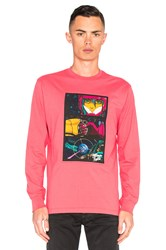Billionaire Boys Club Destruction Knit Red