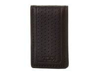 Tumi Bowery Magnetic Money Clip Black Wallet