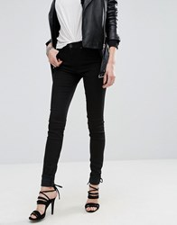 Replay Joi High Waist Super Skinny Jean Black