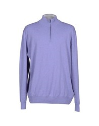 Heritage Turtlenecks Lilac