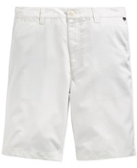 Quiksilver Squared Out Plaid Shorts