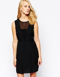 Reiss New Day Dress Black