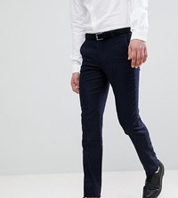 Noose And Monkey Tall Super Skinny Pants With Stars Navy