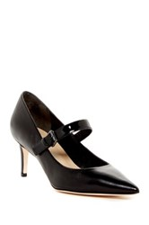 Via Spiga Georgie Mary Jane Pump Black