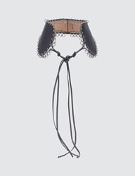 Loewe Statement Leather Necklace