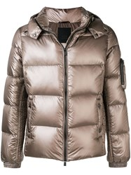 Tatras Padded Jacket Grey