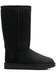 Ugg Australia High Ankle Boots Black