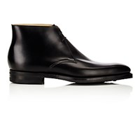 Crockett Jones And Men's Tetbury Chukka Boots Black Blue Black Blue