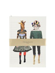 Christian Lacroix Love Who You Want B5 Notebook
