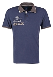 Tom Tailor Polo Shirt Blue Dark Blue