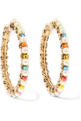 Erickson Beamon Safari Gold Plated
