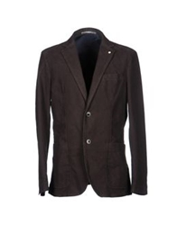 At.P. Co At.P.Co Blazers Dark Brown