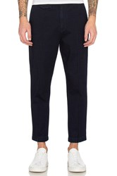 Ag Adriano Goldschmied Capsule Ritri Trouser Blue