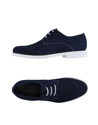 Paraboot Lace Up Shoes Dark Blue