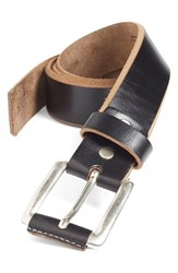 Men's Remo Tulliani 'Coraggio' Leather Belt