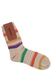 Missoni Lurex Stripe Socks