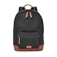 Fossil Mbg9218001 Mens Backpack Black
