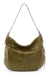 Hobo Serra Leather Bag Green Willow