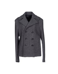 Brian Dales Coats Grey