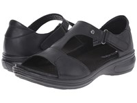 Revere Venice Black Women's Flat Shoes