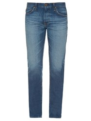Ag Jeans The Nomad Slim Fit Denim Jeans Light Blue