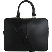 Want Les Essentiels Trudeau Briefcase Black