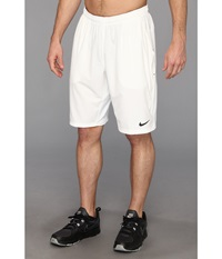 Nike N.E.T. 11 Woven Short White Black Men's Shorts