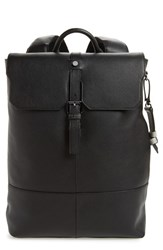 Ted Baker London Beach Leather Backpack Black