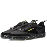 Reebok X Faces And Laces Club C 85 Black