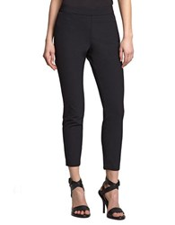 Kenneth Cole Khloee Tech Fabric Pants Black