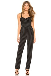 Heartloom Arden Jumpsuit Black