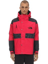 The North Face 94 Rage Wp Synthetic Insulated Jacket Red
