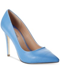 Call It Spring Gwydda Classic Pointed Pumps Women's Shoes Baby Blue
