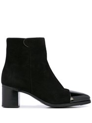Gravati Zipped Ankle Boots Black
