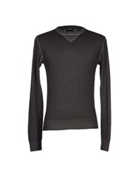Todd Snyder Knitwear Jumpers Men Dark Brown