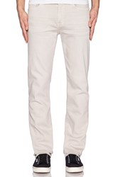 7 For All Mankind Luxe Performance Slimmy Light Gray