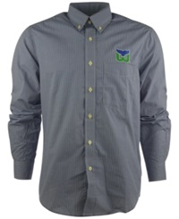 Antigua Men's Long Sleeve Hartford Whalers Focus Shirt