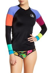 Body Glove Borderline Horizon Rashguard Black