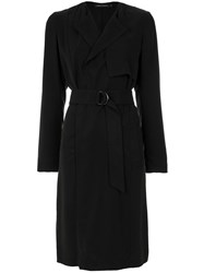 Andrea Marques Belted Trenchcoat Unavailable