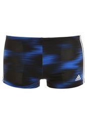 Adidas Performance Swimming Shorts Black Blue